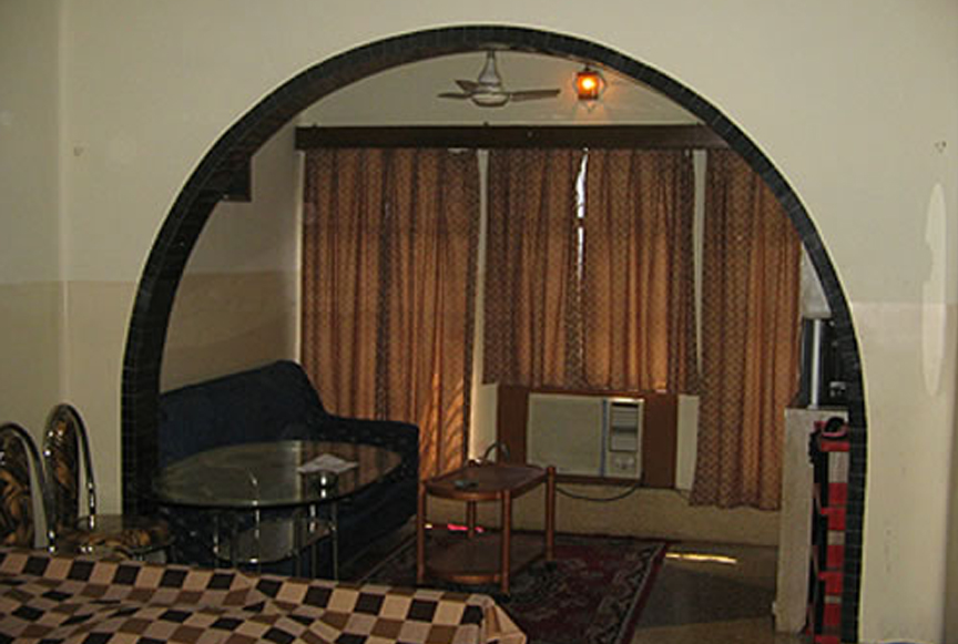 Double Beded AC.Room